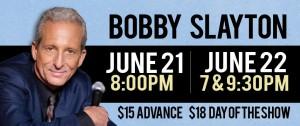 Bobby Slayton Flyer