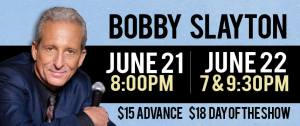 Bobby Slayton Flyer