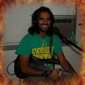 Rash Kader, Worst Little Podcast 09 09 2013.