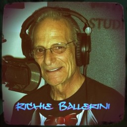 Richie Ballerini, crooner and lounge singer from Reno, NV