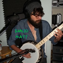 Matt Karr - banjo - Heard of Elephants
