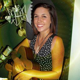 Hannah Etchison of Low La La smiling