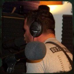 The back of Billy Gunn West's head