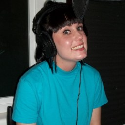 Ashley costelloe, singer for Pink Awful