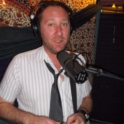 Mike Miller - Guitar and vocals for Pink Awful