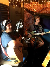 JUST IN-Beaver and Lucca G Rhymes at Dogwater Studios in Reno Nevada for the Worst Little Podcast.