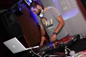DJ Paint. Foto: Björn Othlinghaus