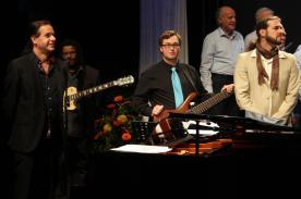 Die Band der Music Store Musikschule. (Foto: Björn Othlinghaus)