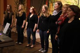 Die Mädels deLüKCs. (Foto: Björn Othlinghaus)