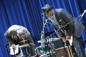 Big Daddy Wilson. (Foto: Björn Othlinghaus)