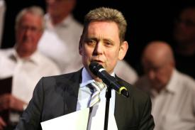 Sängerkreisvorsitzender Thorsten Potthoff. (Foto: Björn Othlinghaus)
