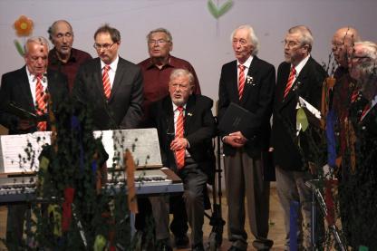 Brügger MGV Philomele. (Foto: Björn Othlinghaus)