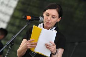 Katrin Holle. (Foto: Björn Othlinghaus)