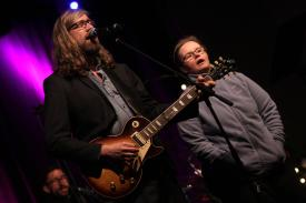 """John """"Christmas"""" Band. (Foto: Björn Othlinghaus)"""