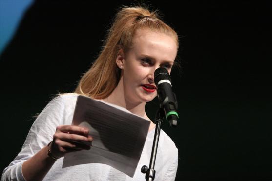 Luise Wolff, Plettenberg. (Foto: Björn Othlinghaus)