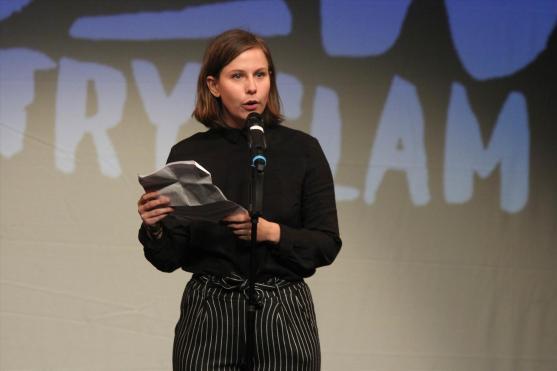 Lucia Swieter. (Foto: Björn Othlinghaus)