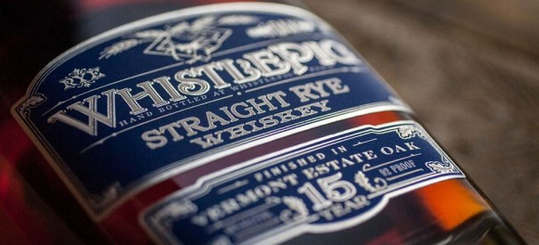 The new 15-year whiskey, which is finished in barrels made of white oak from the WhistlePig Farm