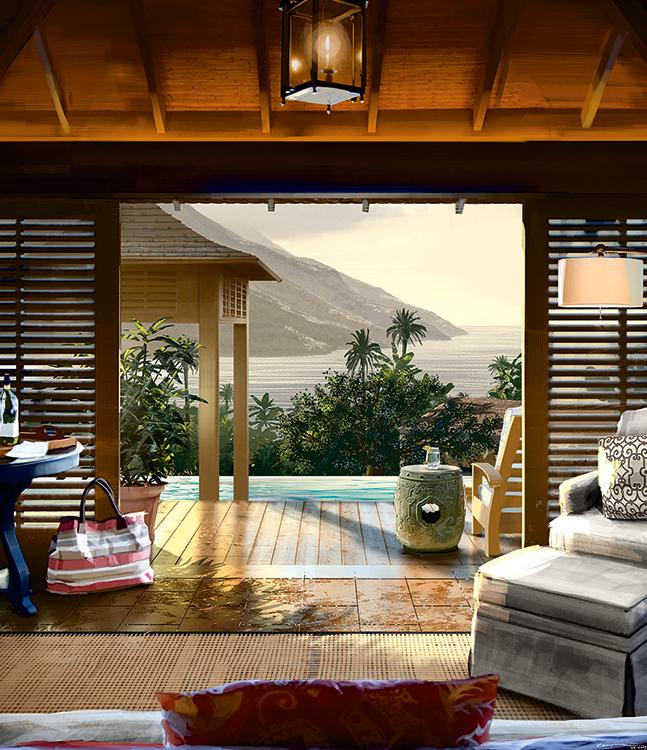 Christophe Harbour - A Pavillion Club bungalow