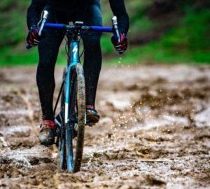 gravel biking