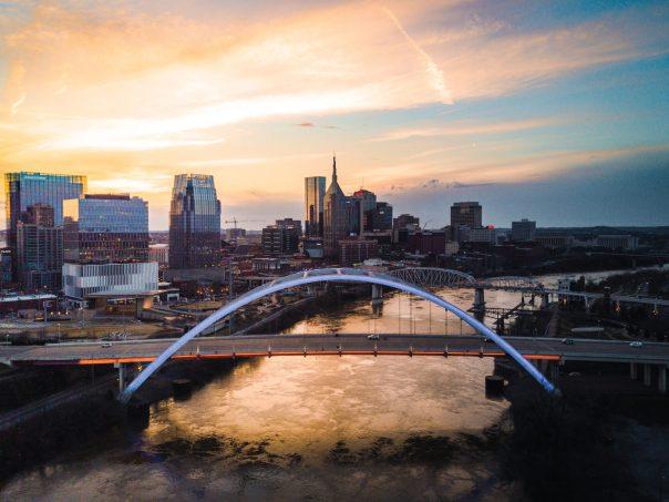Nashville on the Cumberland River — Jake Matthews