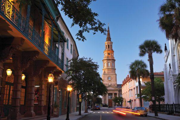 Charleston, Dock Street Theatre