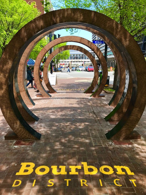 Louisville's Bourbon District