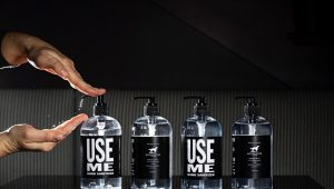 New Habits, New Products: The Story Behind Liquor Companies Making Hand Sanitizer