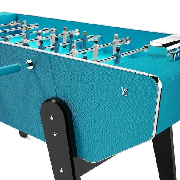 Louis Vuitton Epi Leather Foosball Table