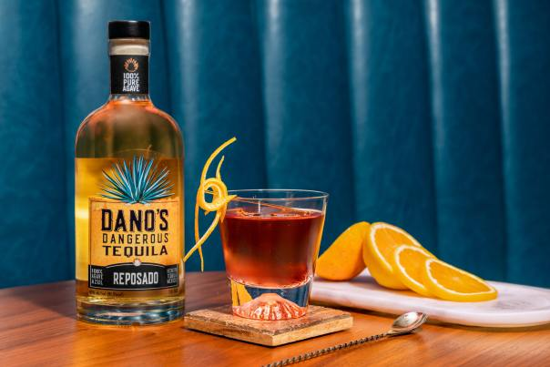 Dano's Tequila Reposado is a no-frills tequila with surprising depth in its production: Photo courtesy of Dano's Tequila