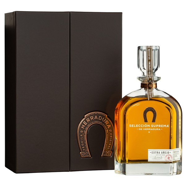 Herradura Selección Suprema Tequila brings an air of sophistication to your top shelf that you will be hard pressed to find elsewhere. Photo courtesy of Herradura
