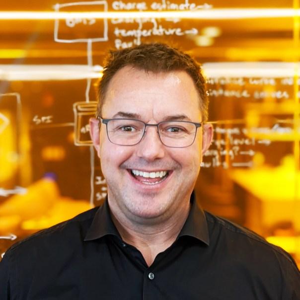 Marcel Botha, Birthing of Giants Fellowship Graduate (2019)