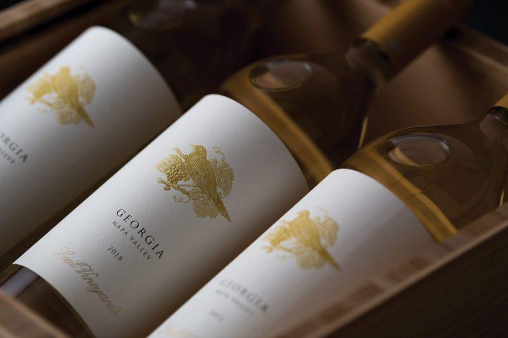 Lail Vineyards 2018 Georgia Sauvignon Blanc