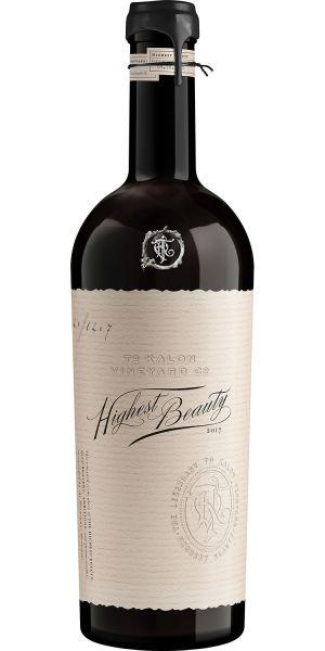 To Kalon Vineyard Co. 2017 Highest Beauty