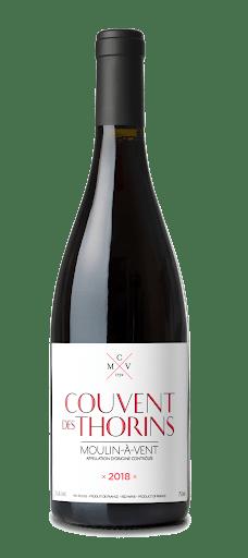 Couvent Des Thorins 2018 Moulin-A-Vent Wine