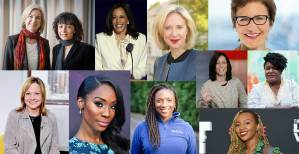 Groundbreakers 2021: 50 Women Changing the World