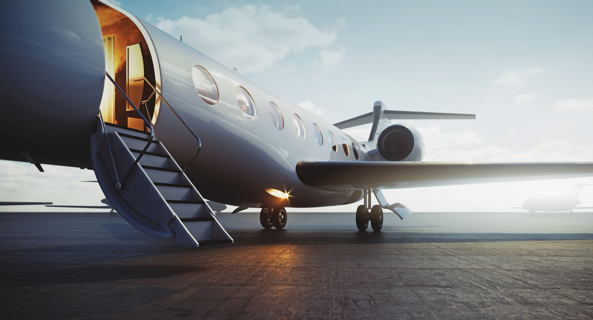 How COVID Boosted Private Aviation—Permanently - Worth