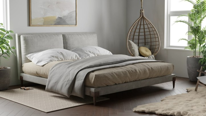 Gelee H4 is pure luxury, combining its famous Gel Matrix cooling with ultra-plush memory foam. Dad will sleep well. Photo courtesy of Gelee