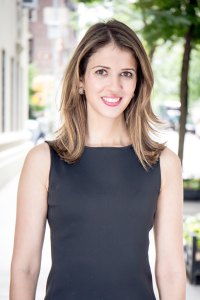 NYC real estate agent Jessica Levin