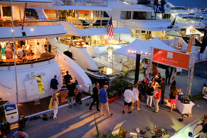 Palm Beach Boat Show Boat Show Map Worth Avenue Yacht