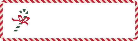 Worthing Court Free Candycane Placecard Printable For Christmas