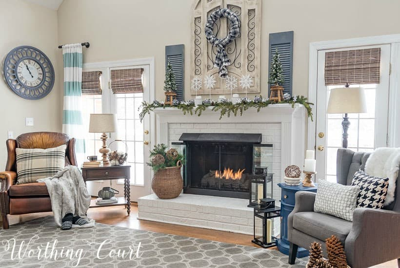 A Special Winter Decorating Recipe For Your Home Worthing