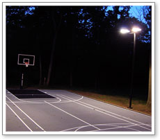 maryland components basketball courts net systems rebounder fence light maryland landscaping service worthington valley landscaping flexcourt outdoor sport courts