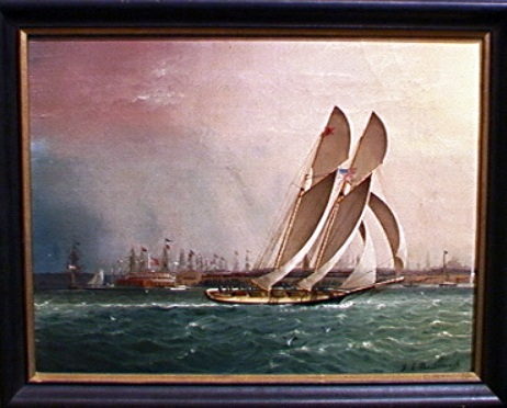 """""""Off The Battery"""" by James E. Butterworth"""