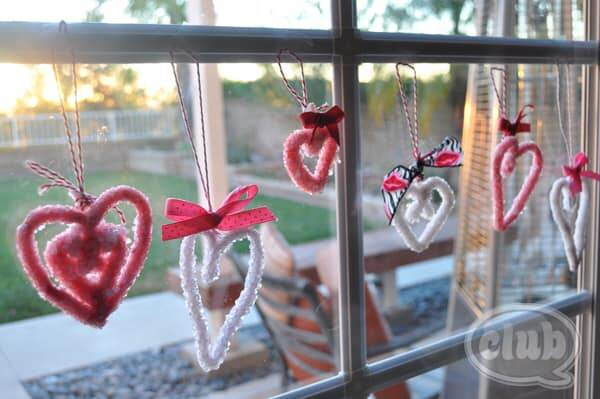 Valentine's day craft for tweens