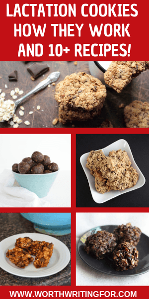 Lactation Cookies for Boosting Milk Supply in Breastfeeding Moms. How lactation cookies work and 10+ lactation recipes to try!