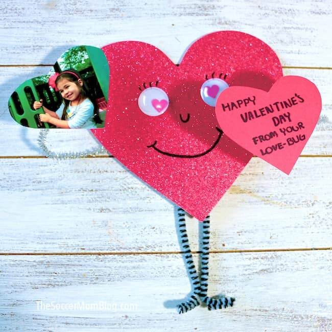DIY Valentine for Kids to Make