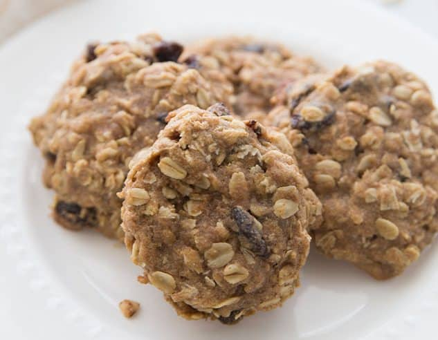 Lactation cookies for low milk supply