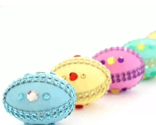 Princess egg Easter craft for kids