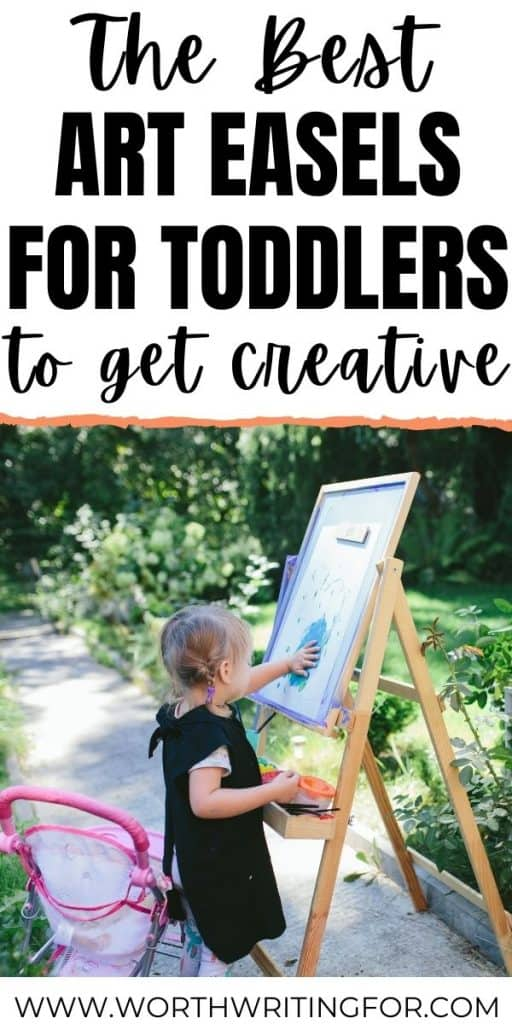 art easel for toddlers