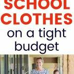 cheap back to school clothes